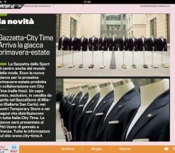 CITY TIME_Gazzetta R